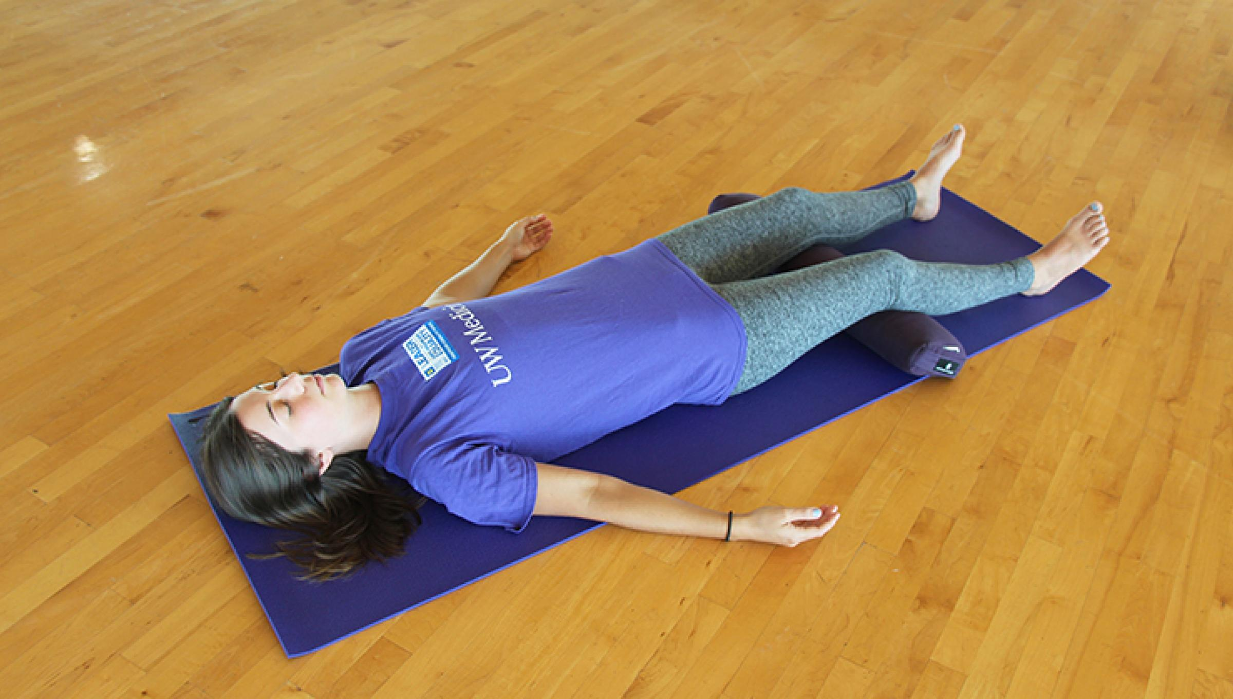 Yoga For Stress Relief 5 Restorative Yoga Poses To Try