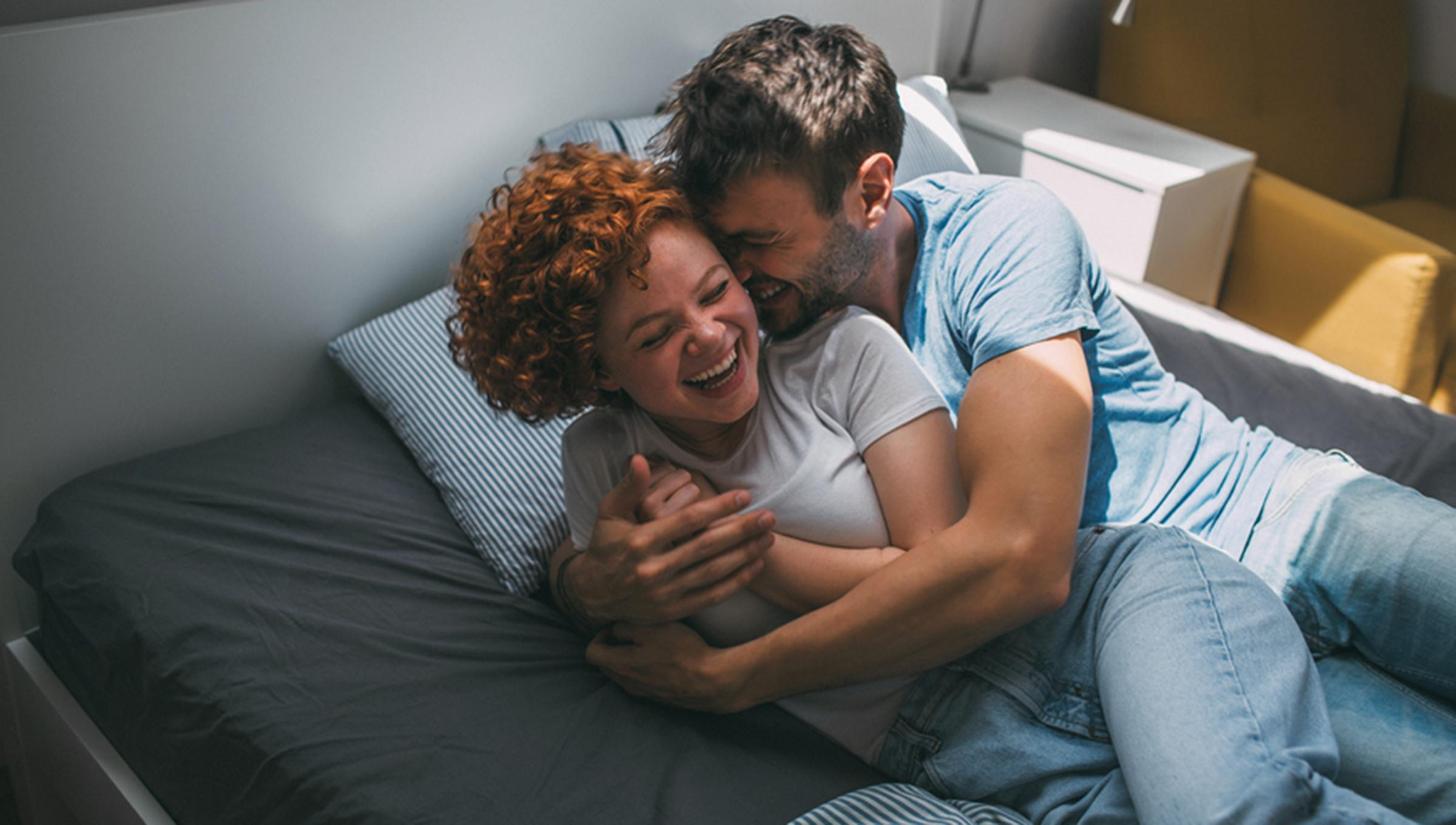 Hookup a man with a high sex drive