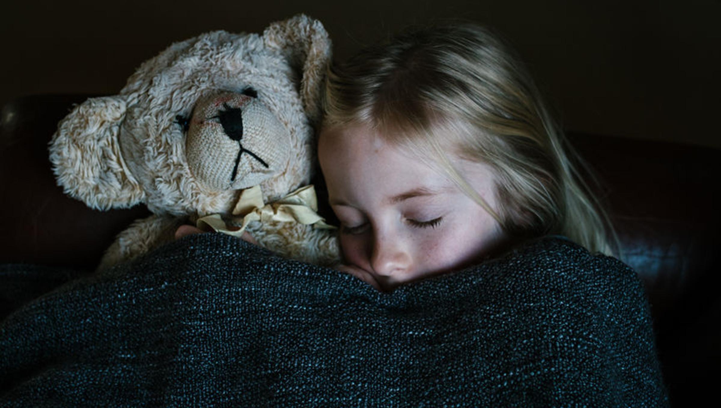 Image result for kids scared bedtime