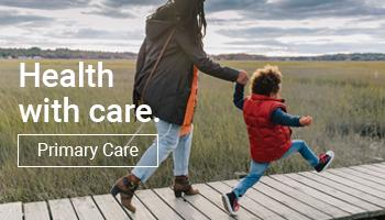 Health with care. Primary care.