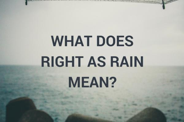 Well Right As Rain By Uw Medicine